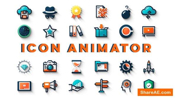 Videohive Icon Animator