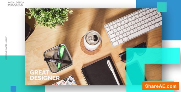 Videohive Minimal Corporate Slideshow