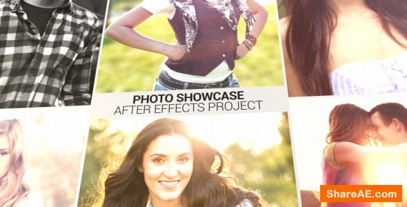 Videohive Photo Showcase