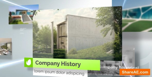 Videohive Light Corporate Slideshow
