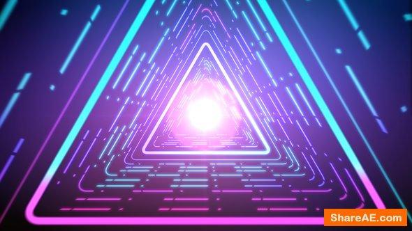 Videohive Futuristic Logo Reveal