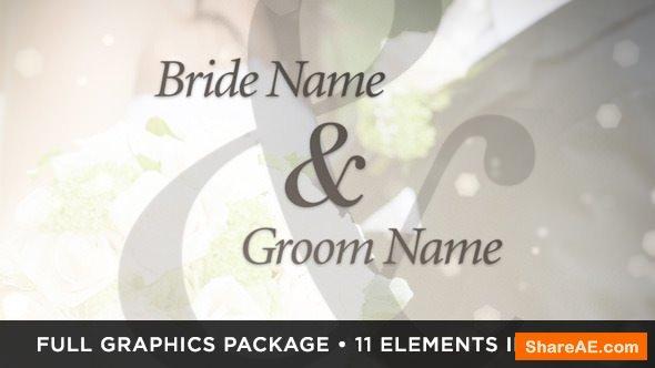 Videohive Ivory Wedding
