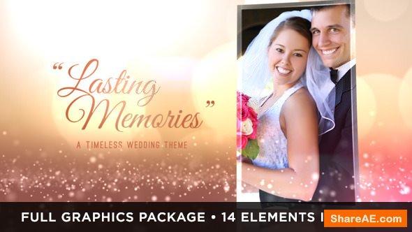 Videohive Lasting Memories Wedding
