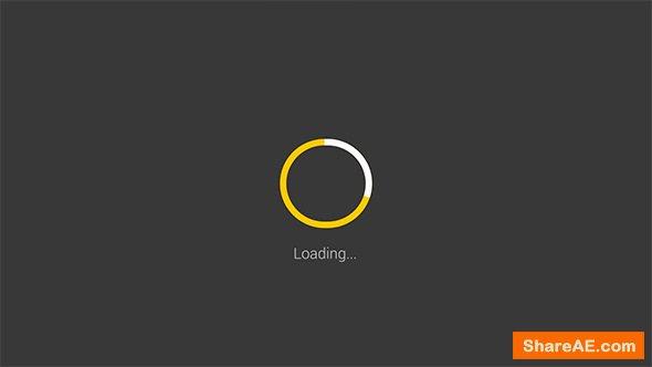 Videohive Loading Logo 18037641