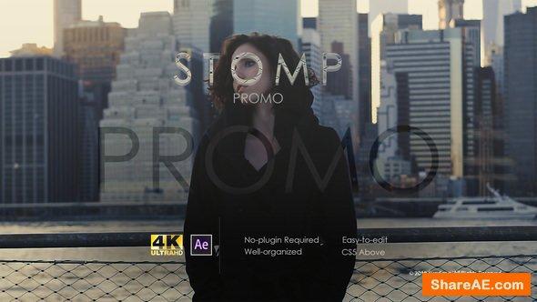 Videohive Stomp Promo