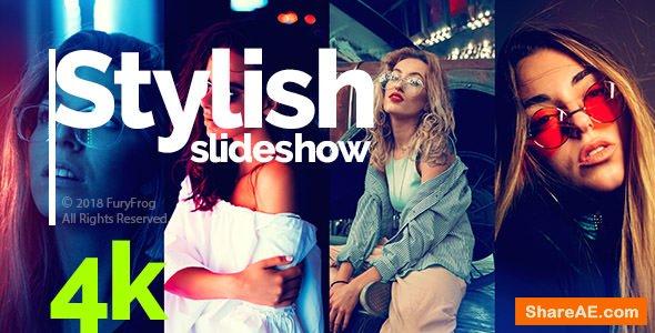 Videohive Stylish Slideshow 21365931