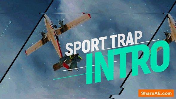 Videohive Sport Trap Intro
