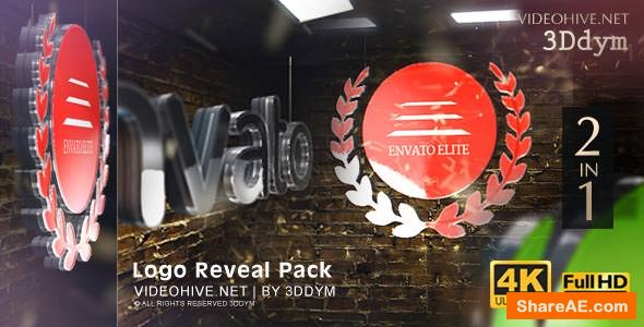 Videohive Epic Logo Reveal 20296060