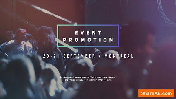 Videohive Event Promo 19877636