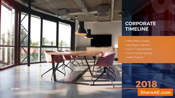 Videohive Corporate Timeline 21915158