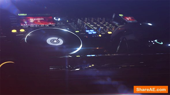 Videohive DJ // Night Club Logos