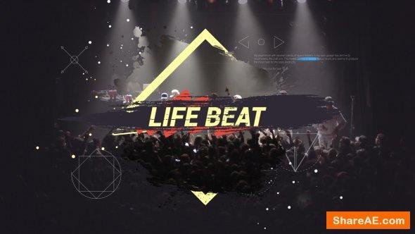 Videohive Life Beat
