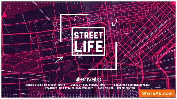 Videohive Street Life 19572204