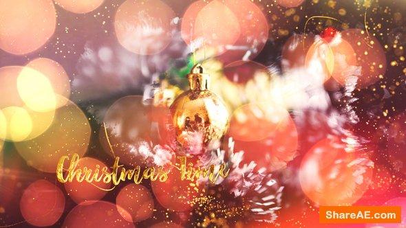 Videohive Christmas Time