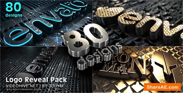 Videohive Logo Reveals 20533423