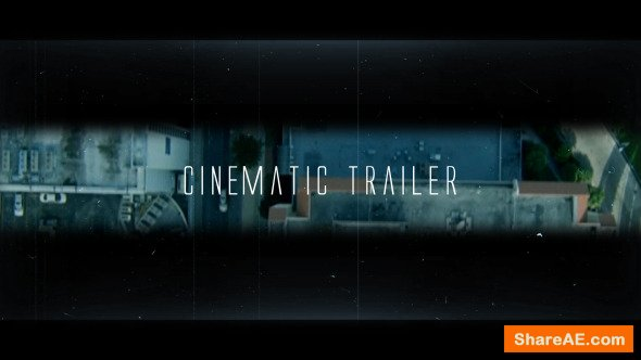 Videohive Cinematic Trailer 8191476