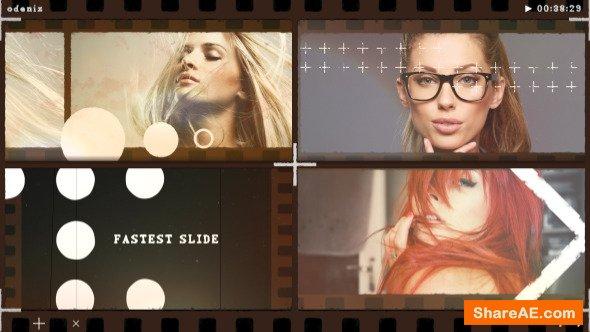 Videohive Fastest Slide