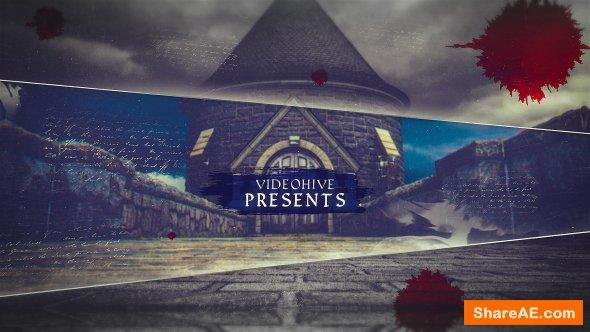 Videohive History - Parallax Slideshow