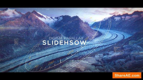 Videohive Digital Parallax Slideshow 20465386