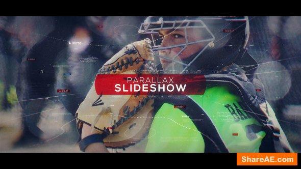 Videohive Sport Parallax Slideshow