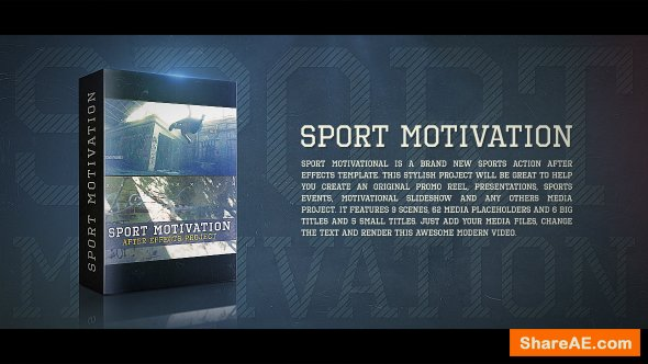 Videohive Sport Motivation 19976464