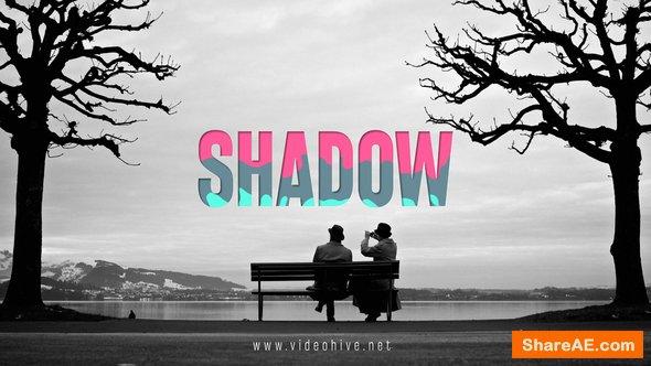 Videohive Shadow Logo