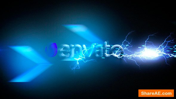Videohive Logo Reveal Energy