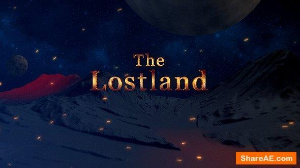 Videohive The Lostland