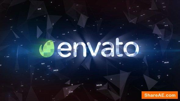 Videohive Digital Logo Intro