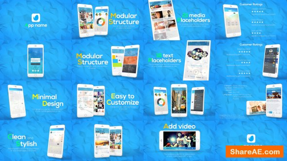 Videohive App Promo 15450629