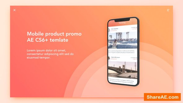 Videohive Market Promo » free after effects templates | after