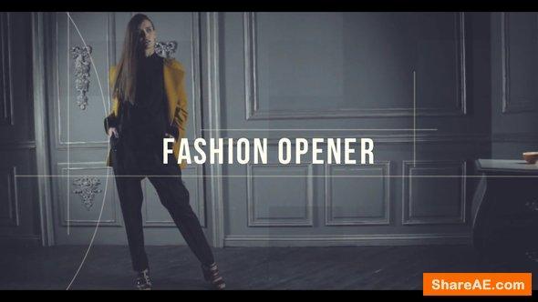 Videohive Mosaic Fashion Opener