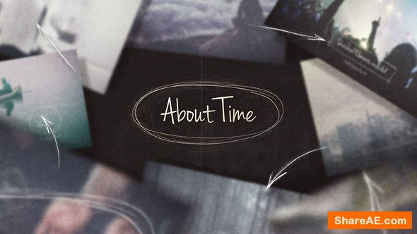Videohive About Time