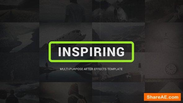 Videohive Inspiring - Multi-Purpose Gallery