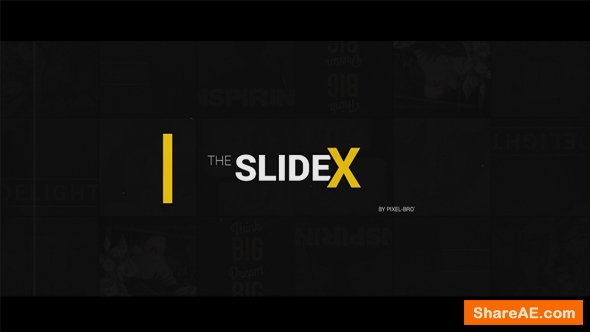 Videohive SlideX