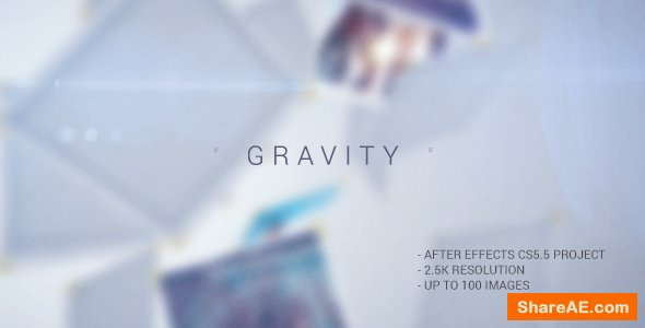 Videohive Gravity