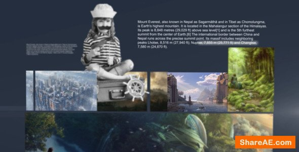 Videohive Adventure World