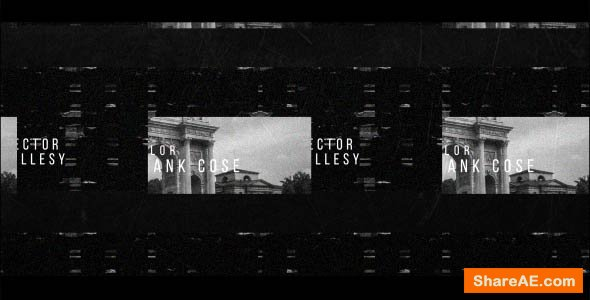 Videohive Abstract Cinematic Opener