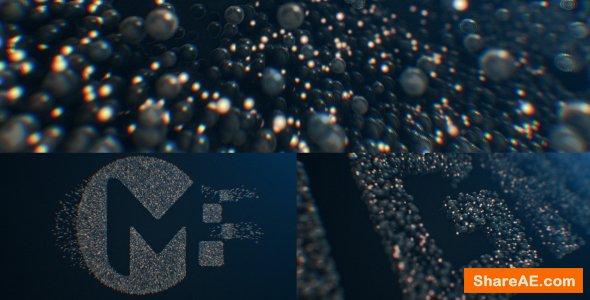 Videohive Dot Logo Opener