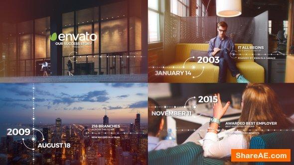 Videohive Modern Timeline