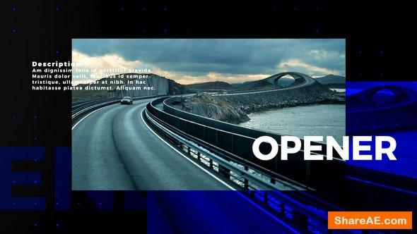 Videohive Clean Opener