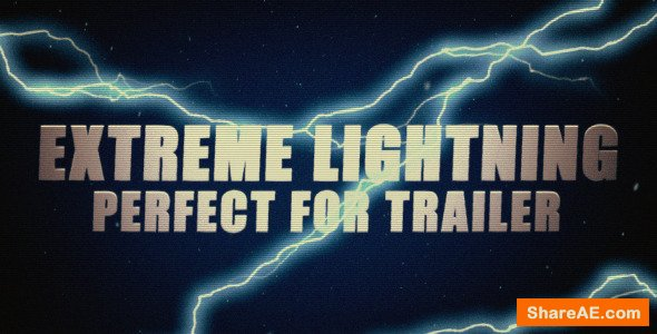Videohive Extreme Lightning