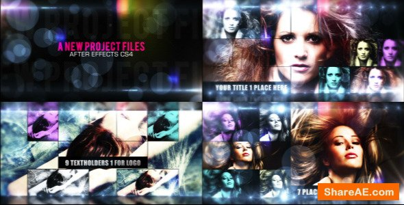 Videohive Promote Your Party