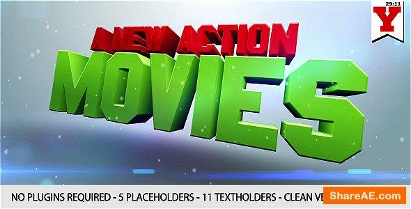 Videohive Channel Promo 3540443