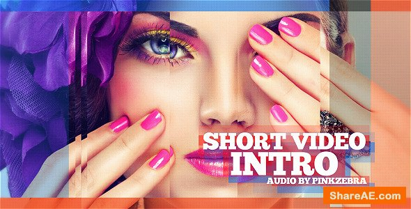 Videohive Short Video Intro