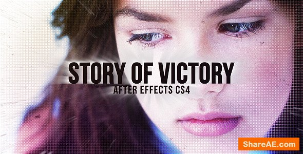 Videohive Story Of Victory