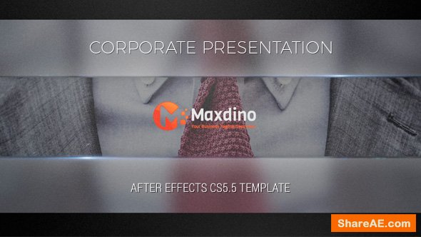 Videohive Clean Corporate Presentation 19727693