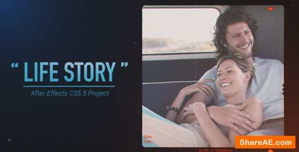 Videohive Life Story
