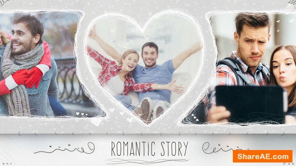 Videohive Romantic Wedding