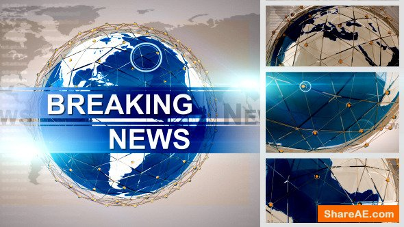 Videohive Breaking News